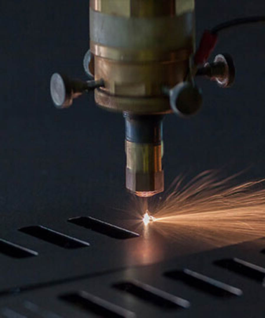 waterjet - plasma cutting
